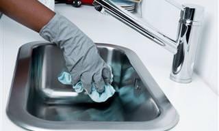 10 Dicas de Profissionais da Limpeza