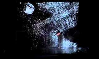Emocione-se com esse espetáculo que mistura água e luzes