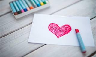 Escolha e envie um lindo cartão de Dia dos Namorados!