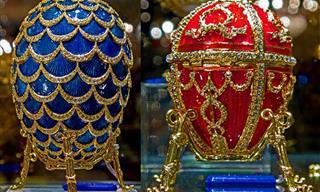 Ovos Fabergé - Para Uma Páscoa Imperial