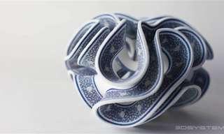 Incríveis Doces Criados por uma Impressora em 3D!