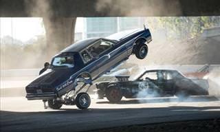 Você Vai Perder o Fôlego Com As Manobras Desse Mustang!