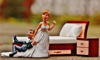 Piada de Hoje: Você Se Casaria Novamente?