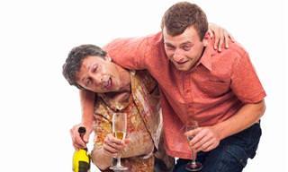 Essa Piada Começa Com Dois Bêbados Discutindo...