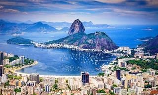 O Rio de Janeiro completa 453 anos!