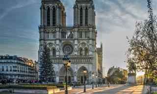 A História da Catedral de Notre Dame em Fotos