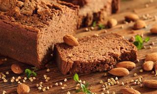 Quais os tipos mais saudáveis de pão disponíveis no mercado?