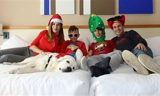 Teste: Qual Parente do Natal em Família é Você?