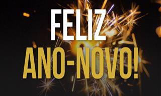 Envie um Feliz Ano Novo a Quem Você Ama!