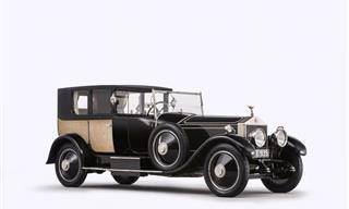 Este Rolls Royce Inspirado na Cultura Francesa é Maravilhoso!