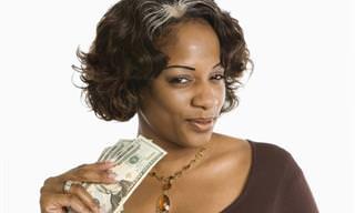 Piada de casal: O dinheiro Amassado