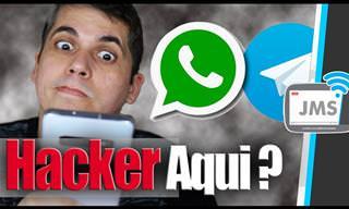 Proteja-se contra os hackers no seu WhatsApp!
