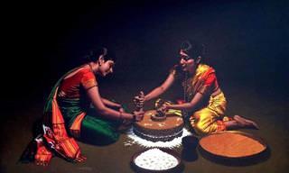 Conheça a arte do indiano Shrikant Dhatre