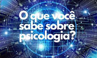 Teste: O que você sabe sobre psicologia humana?