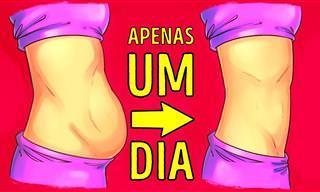 Esta tática te ajuda a eliminar gordura em um dia!