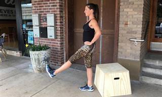 3 exercícios para quem sofre com a síndrome do trato iliotibial