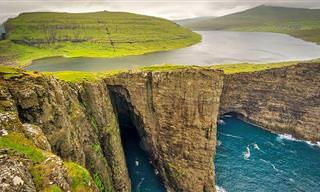 14 Lugares Incríveis Que Você Nunca Ouviu Falar!