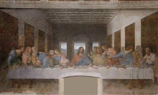 """12 Fatos Curiosos Sobre """"A Última Ceia"""", de Da Vinci"""