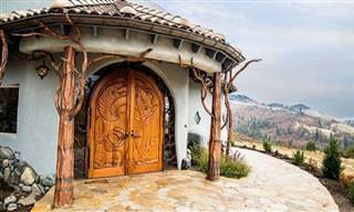 Uma casa de contos de fadas