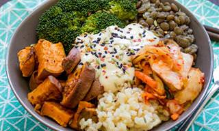 Experimente Esta Saudável e Saborosa Receita Vegetariana!
