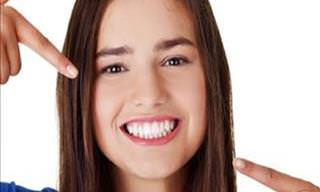 Sorria: 10 Alimentos Que Clareiam os Dentes de Forma Natural