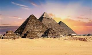 Quanto você sabe sobre o Egito antigo?