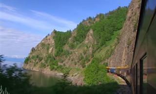 Vamos Fazer a Viagem dos Sonhos No Expresso Transiberiano?