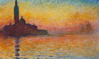As 10 Maiores Obras-Primas do Impressionista Claude Monet