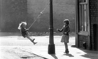 Sessão Nostalgia: Crianças de Antigamente