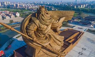 Conheça Guan Yu: Um General Chinês e Deus da Guerra!