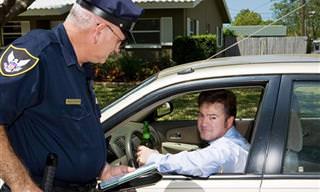 Piada do Dia: O Policial e a Discussão do Casal