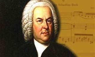 Seleção Musical: 24 Obras de Arte do Grande Johann Sebastian Bach