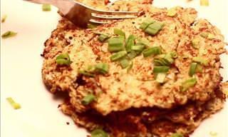 Delicioso e Saudável: Receita de Hambúrguer de Couve-Flor!