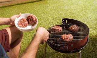 Os Perigos da Carne Grelhada