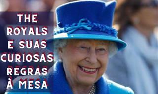 Etiqueta e regras  da realeza britânica para alimentação