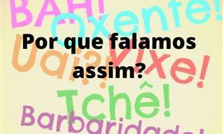 Os diversos e variados falares do Brasil
