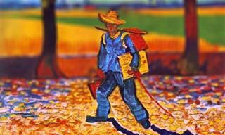 Aprecie o Majestoso Trabalho de Van Gogh Com a Técnica Tilt-Shift!