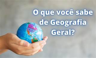 Teste: Quanto você conhece sobre o mundo?