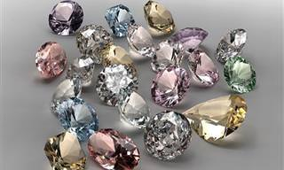 Quer Comprar um Diamante? Que Tal Escolher os Sintéticos?