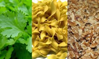 Aprenda a Fazer um Delicioso Tagliatelle de Nozes