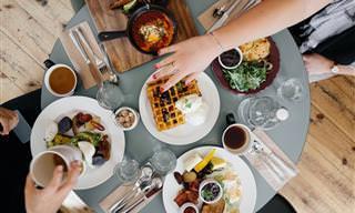 Dr. Dayan Siebra Mostra O Que Comer No Café da Manhã