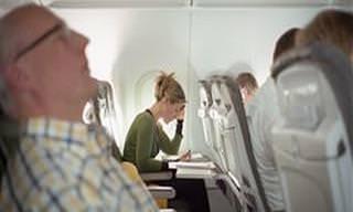 Qual é o Lugar Mais Sujo do Avião?