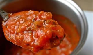 Anvisa proíbe a venda de 5 molhos de tomate