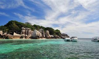 16 Ilhas Paradisíacas Ainda Inabitadas