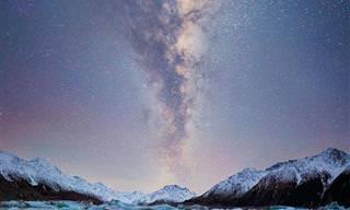 18 Imagens Maravilhosas da Natureza do Nosso Planeta