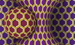 Ilusões de óptica que você precisa ver!