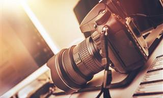 10 Dicas Para Tirar Fotos Perfeitas de Familiares e Amigos