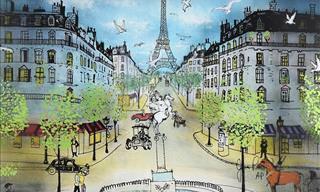Conheça o Trabalho em 3D do Artista Jean-Pierre Weill