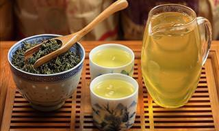 8 Benefícios do Chá Oolong à Saúde