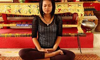 Os Benefícios da Meditação Para a Saúde!